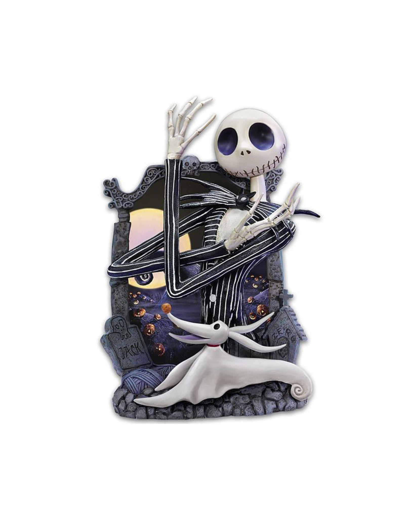 The Nightmare Before Christmas The Nightmare Before Christmas (  Chest ) Jack Skellinton