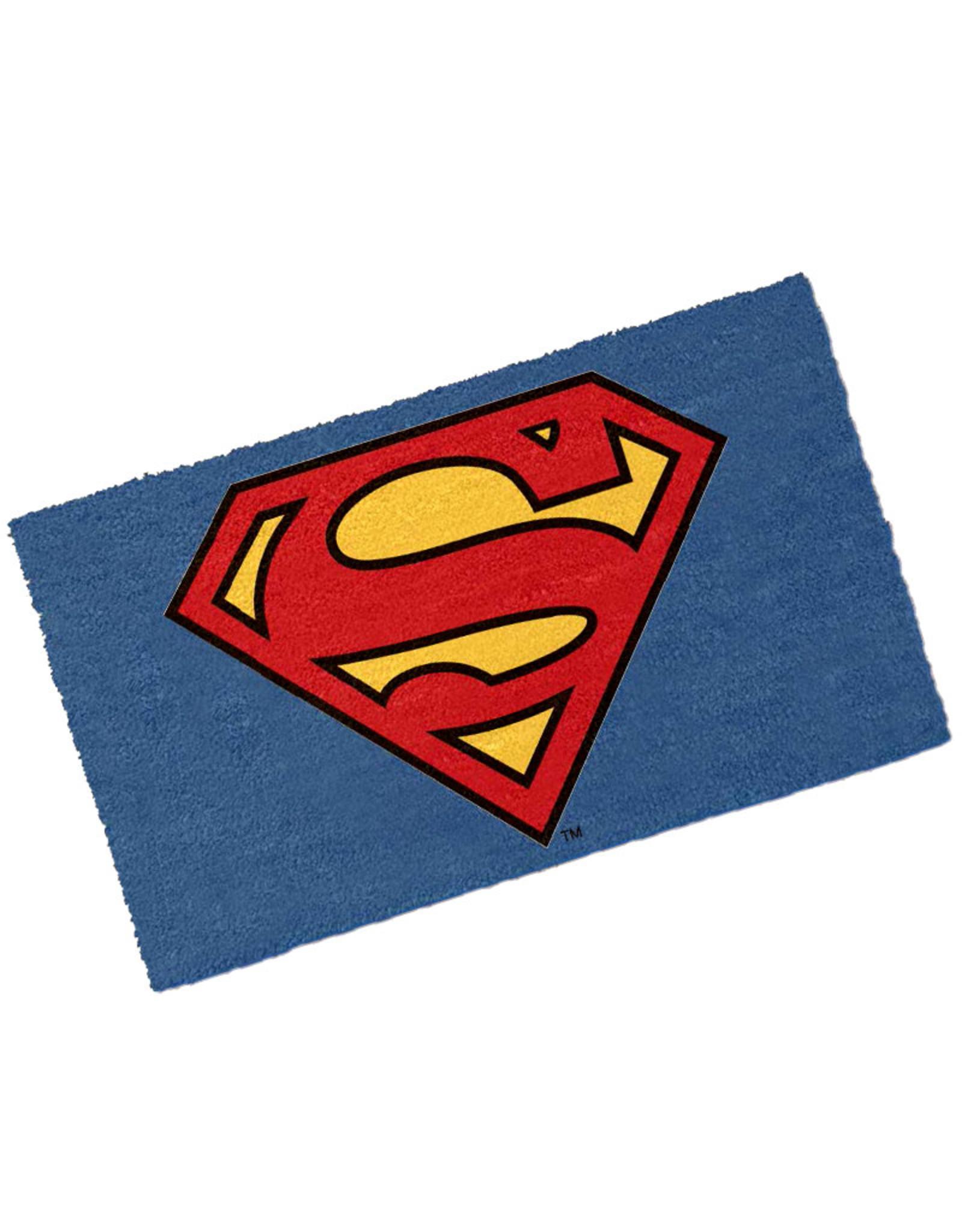 Dc Comics ( Doormat ) Superman logo