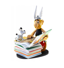 Astérix Asterix & Idefix ( Collectible Figurine )