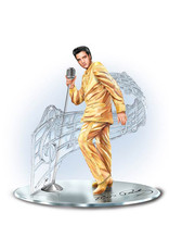 Elvis Presley ( Diorama on mirror )