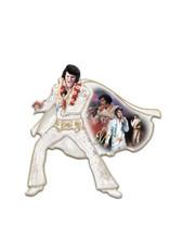 Elvis Elvis Presley ( Ceramic Plate )