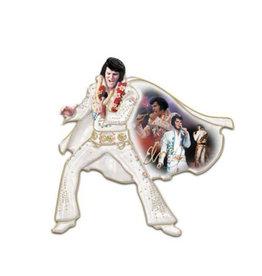 Elvis Elvis Presley ( Plaque en céramique )