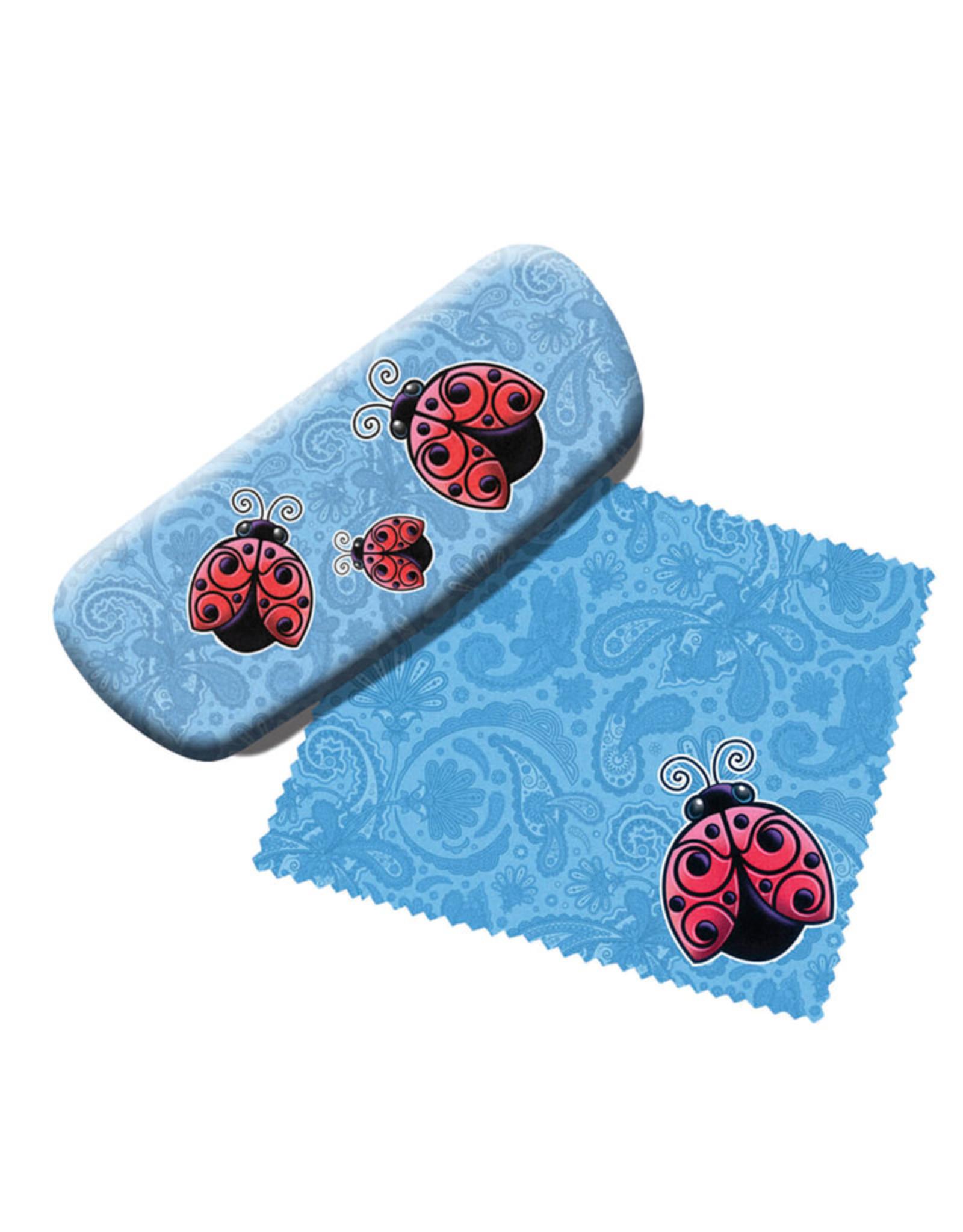 Ladybug ( Eyeglass Case )