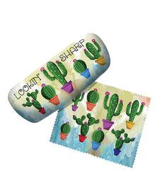 Cactus ( Eyeglass Case )