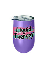 Liquid Therapy ( Glass with Lid )