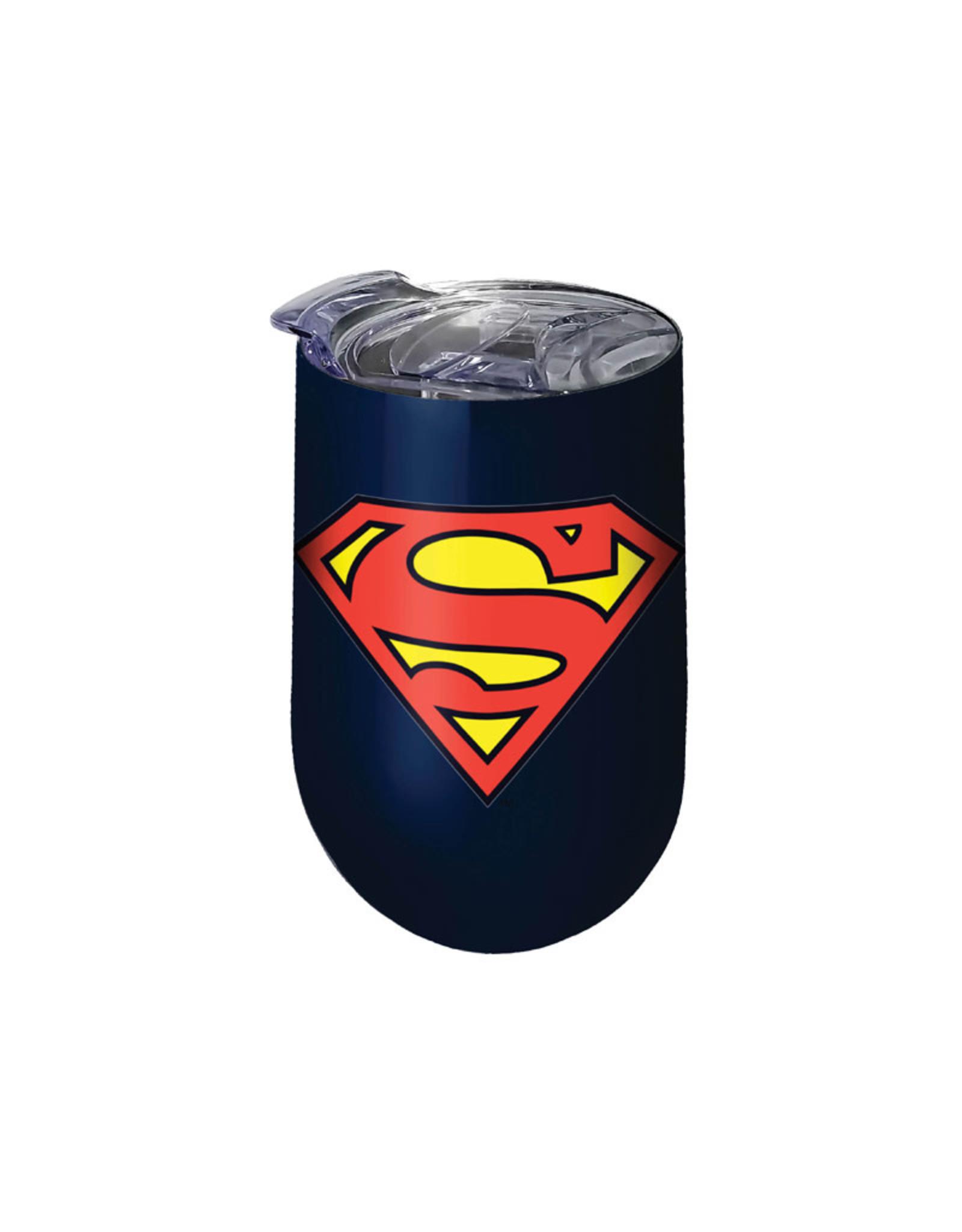 Dc comics Dc Comics ( Glass with Lid ) Superman