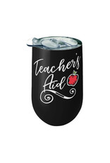 Teacher's Aid ( Glass with Lid )