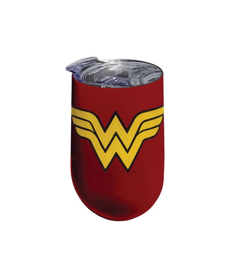 Dc comics Dc Comics ( Glass with Lid ) Wonder Woman