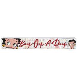 Betty Boop Betty Boop ( Déco Plateforme en bois )