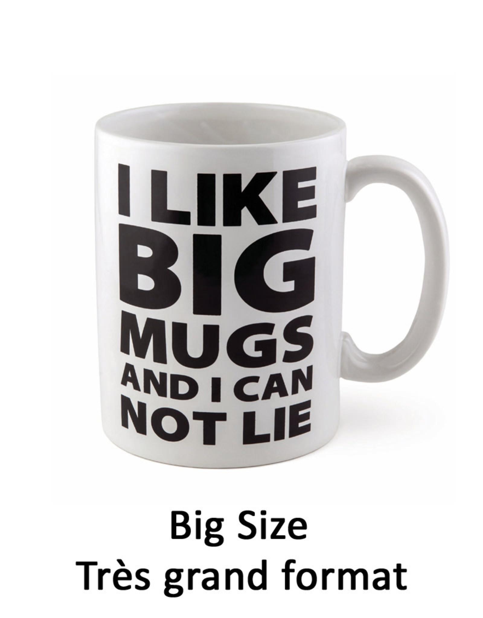 I like big mug ( Big size mug )