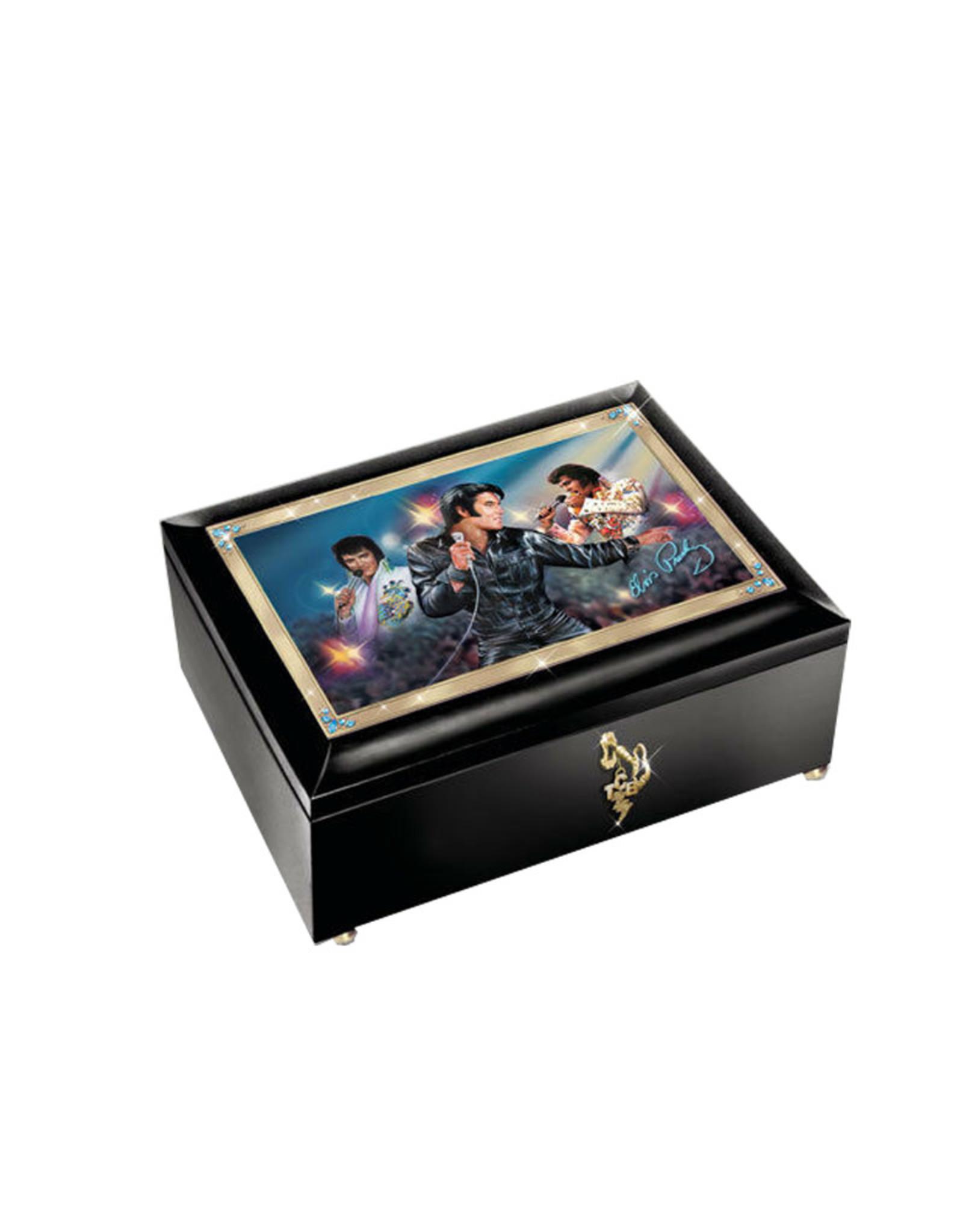 Elvis Elvis Presley ( Musical Jewel Box )