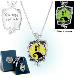 The Nightmare Before Christmas L'Étrange Noël de Monsieur Jack ( Collier de Collection)