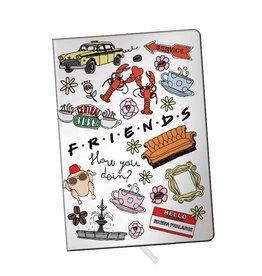 Friends ( Cahier d'écriture )