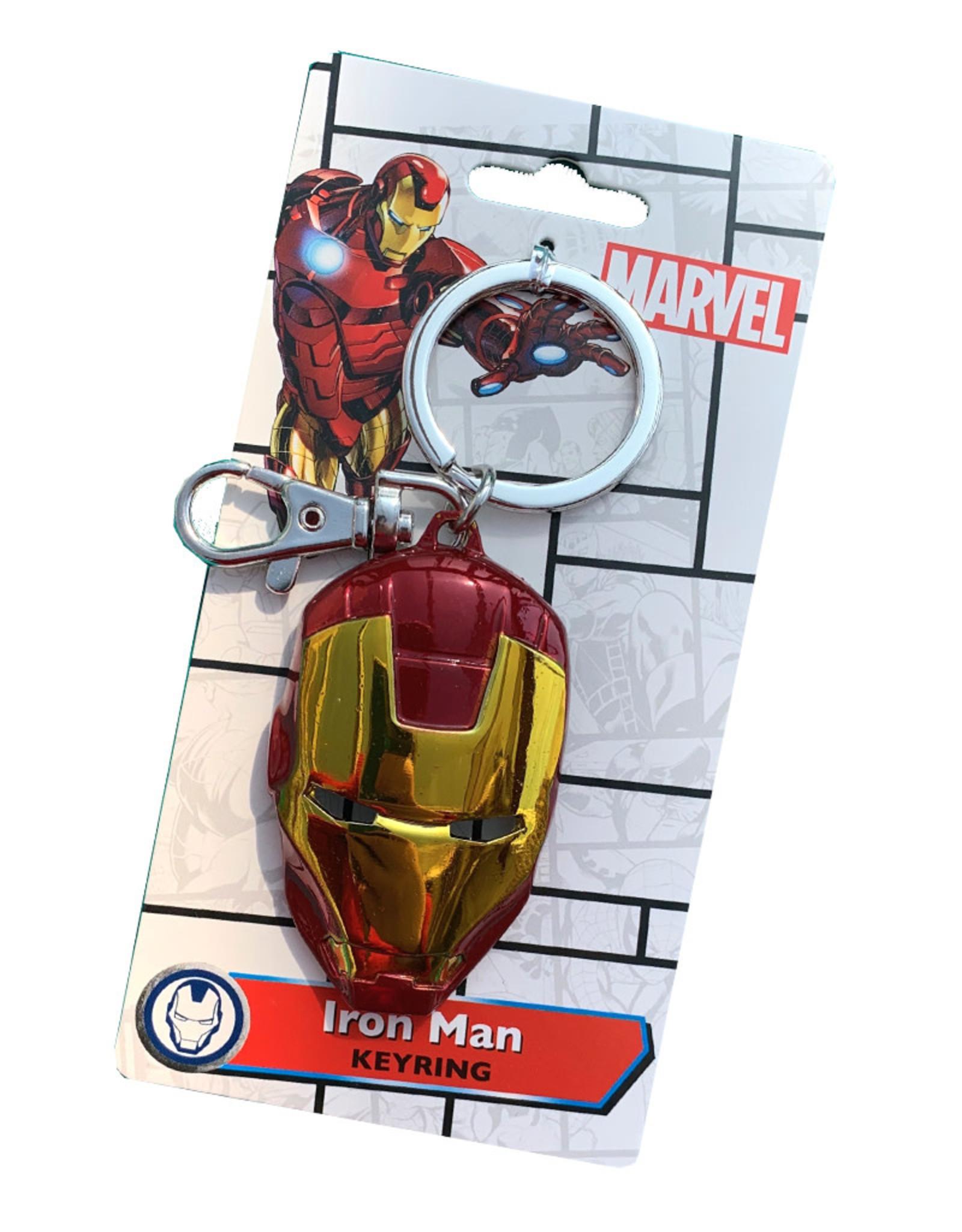 Marvel Marvel ( Keychain ) Iron Man Helmet