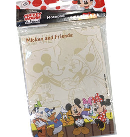 Disney Disney ( Notepad ) Mickey & Friends 150 Pages