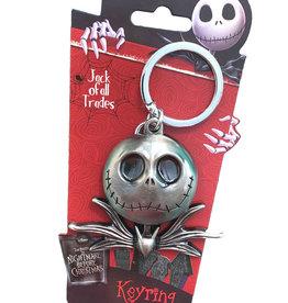 The Nightmare Before Christmas L'Étrange Noël de Monsieur Jack ( Porte-Clés ) Visage de Jack