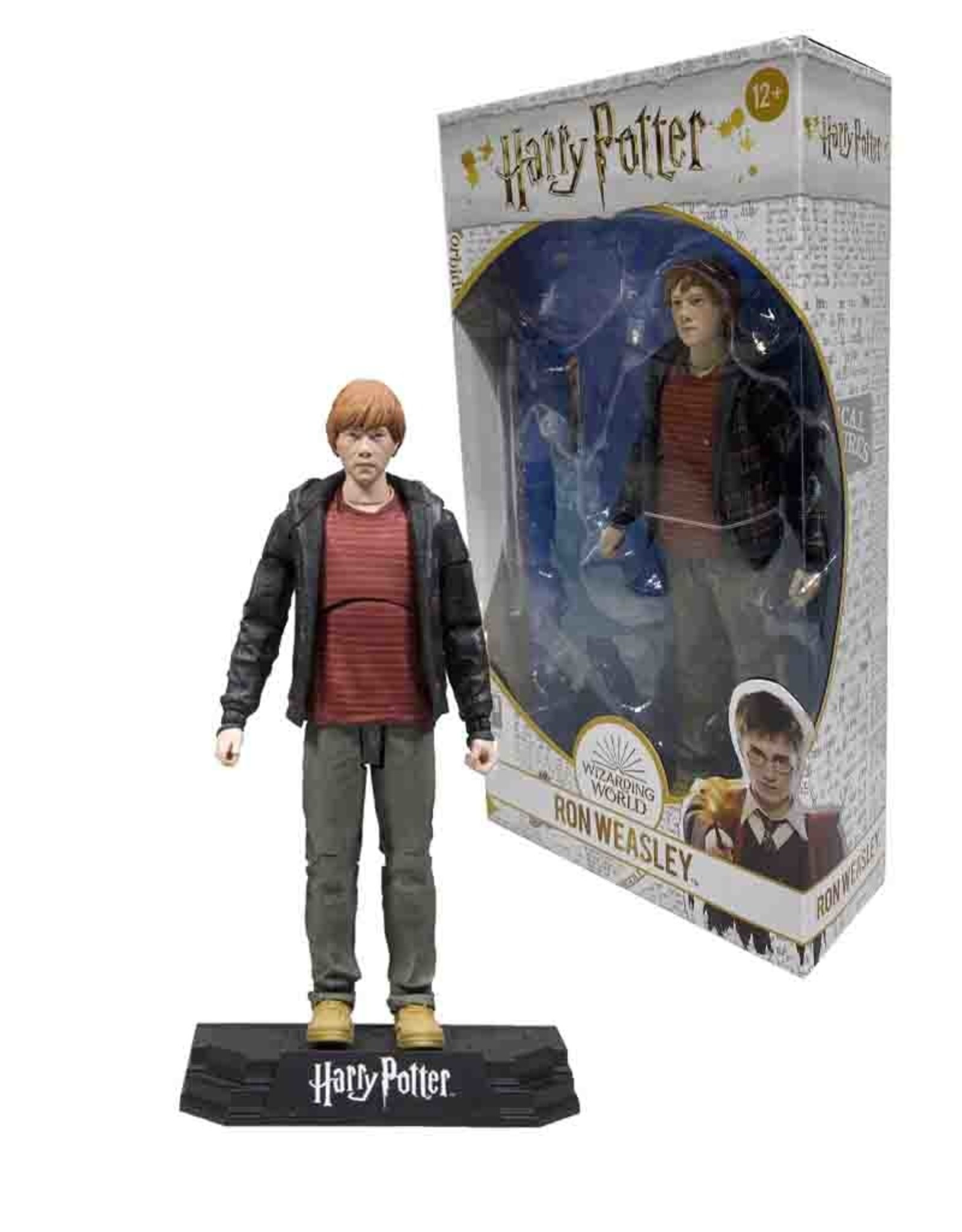 Harry Potter Harry Potter ( McFarlane Figurine ) Ron Weasley