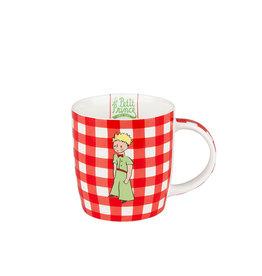 The Little Prince  (  Red Checkered Mug  )