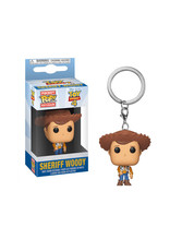 Disney Sheriff Woody ( Funko Pop Keychain ) Disney
