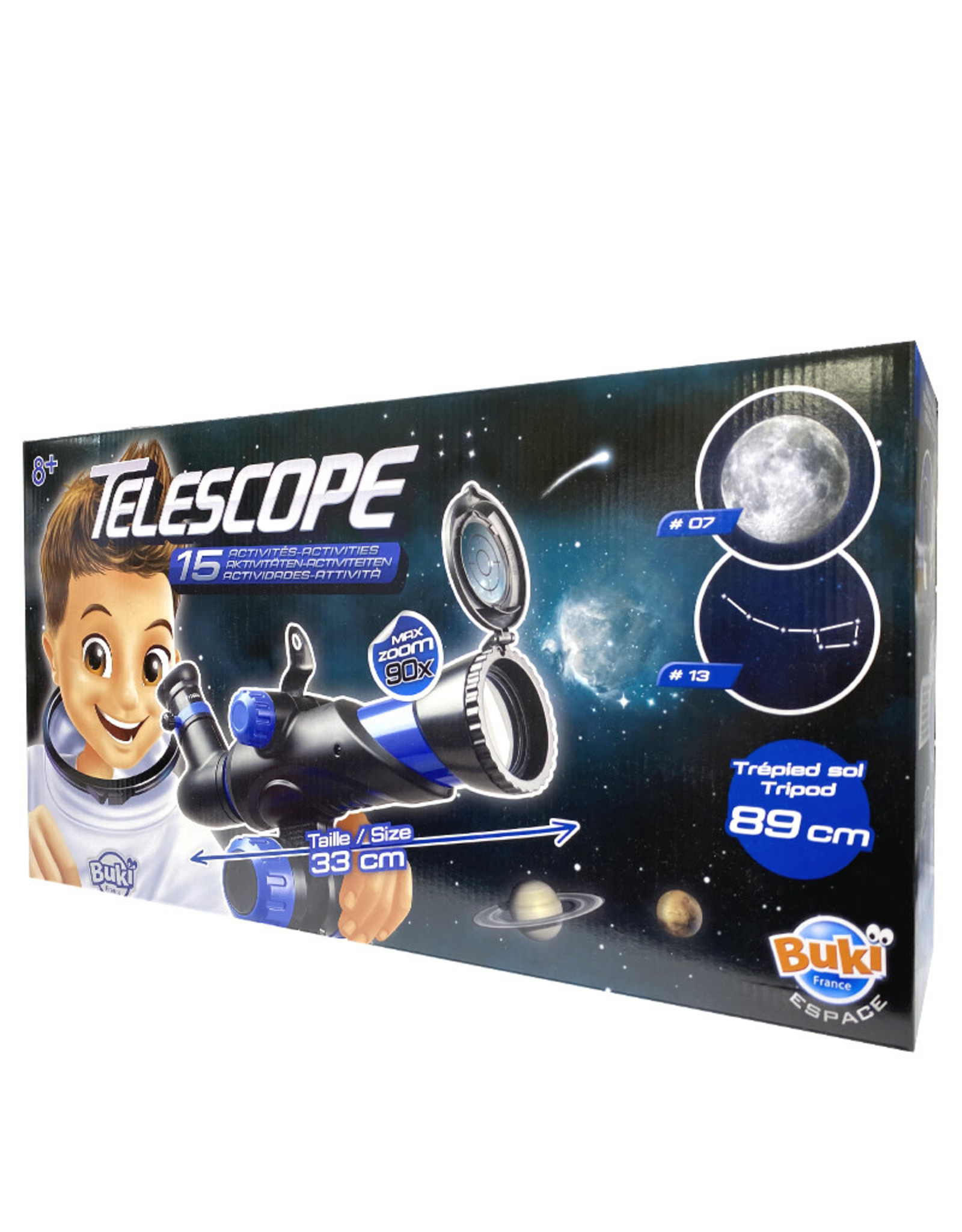 Telescope ( 15 Activities )