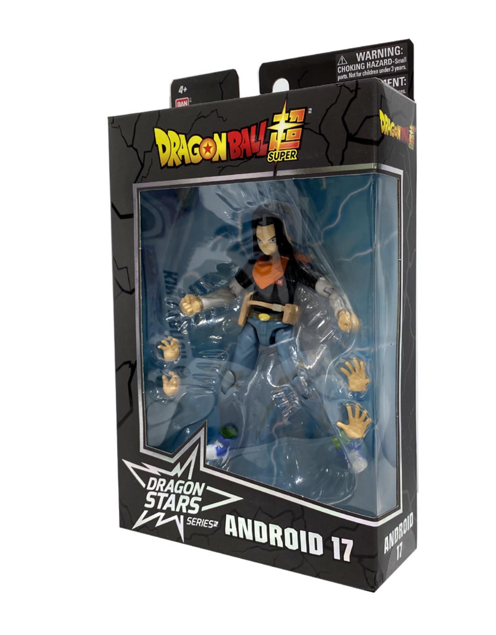 Dragonball Z DragonBall ( Figurine ) Android 17