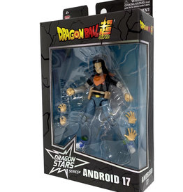 Dragonball Z DragonBall ( Figurine ) Android 17