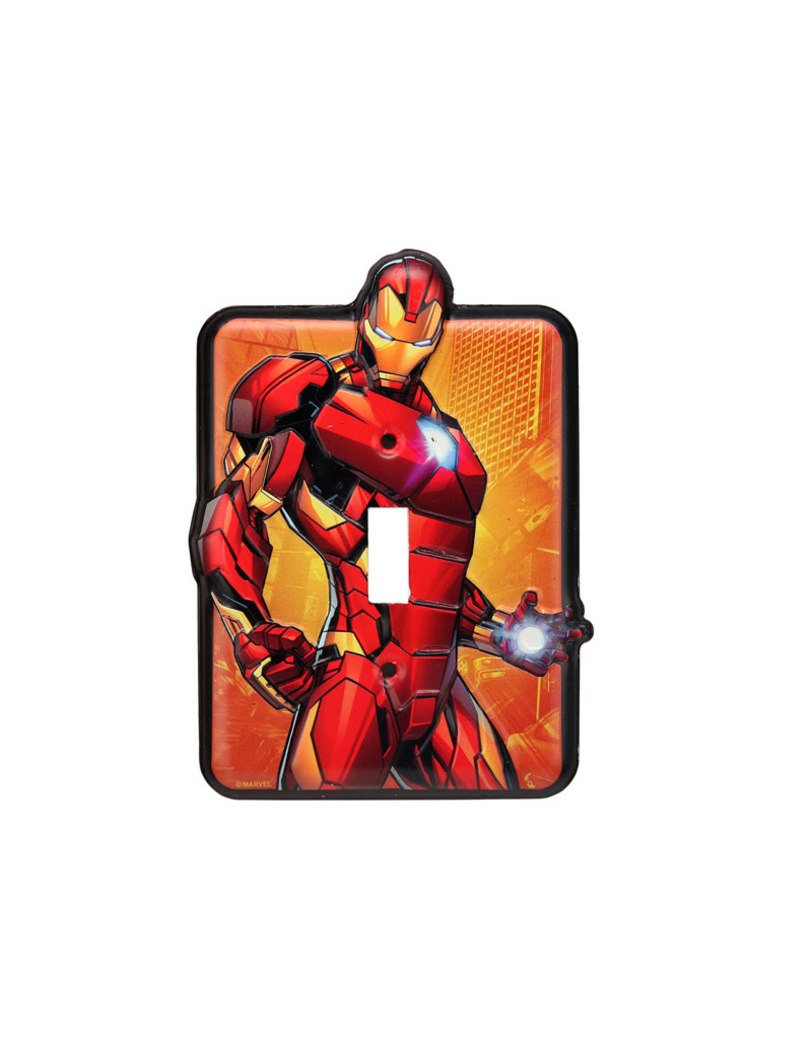 Marvel Marvel (  Light Switch Plate ) Iron Man
