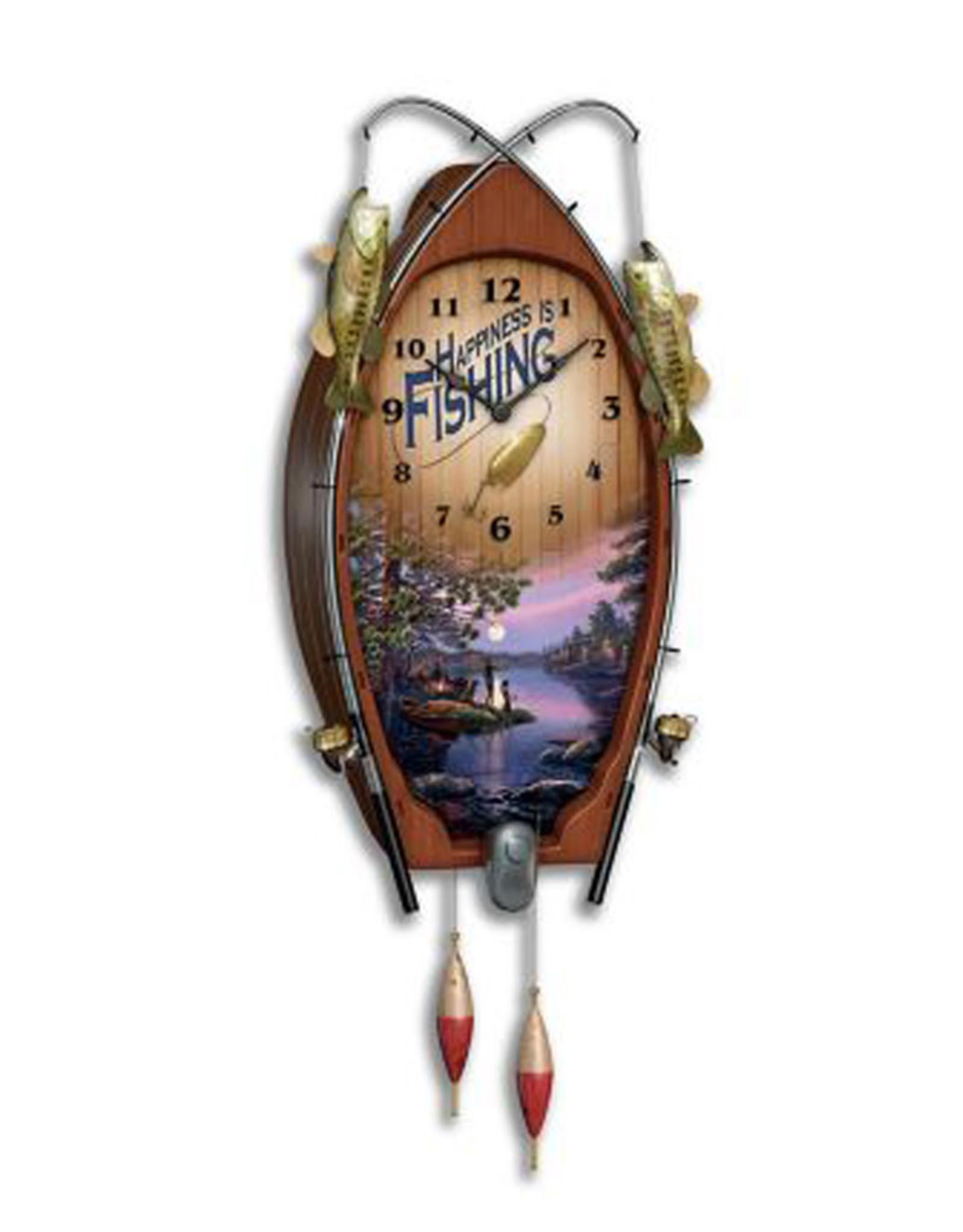 Fishing  ( Clock )