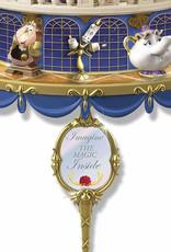 Disney Disney ( Animated Clock ) The Beauty and the Beast