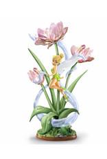 Disney Disney ( Illuminated Flowers Figurine ) Tinkerbell