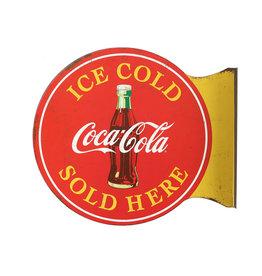 Coca-Cola Coca-Cola ( Affiche en métal Double Face )