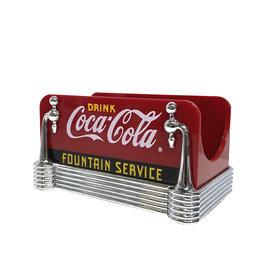 Coca-Cola Coca-Cola ( Support à sachet de sucre )