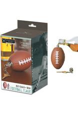 Football ( Keychain Flask )