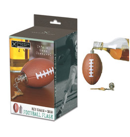 Football ( Keychain Flask )