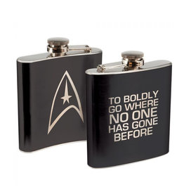 Star Trek ( Flask )