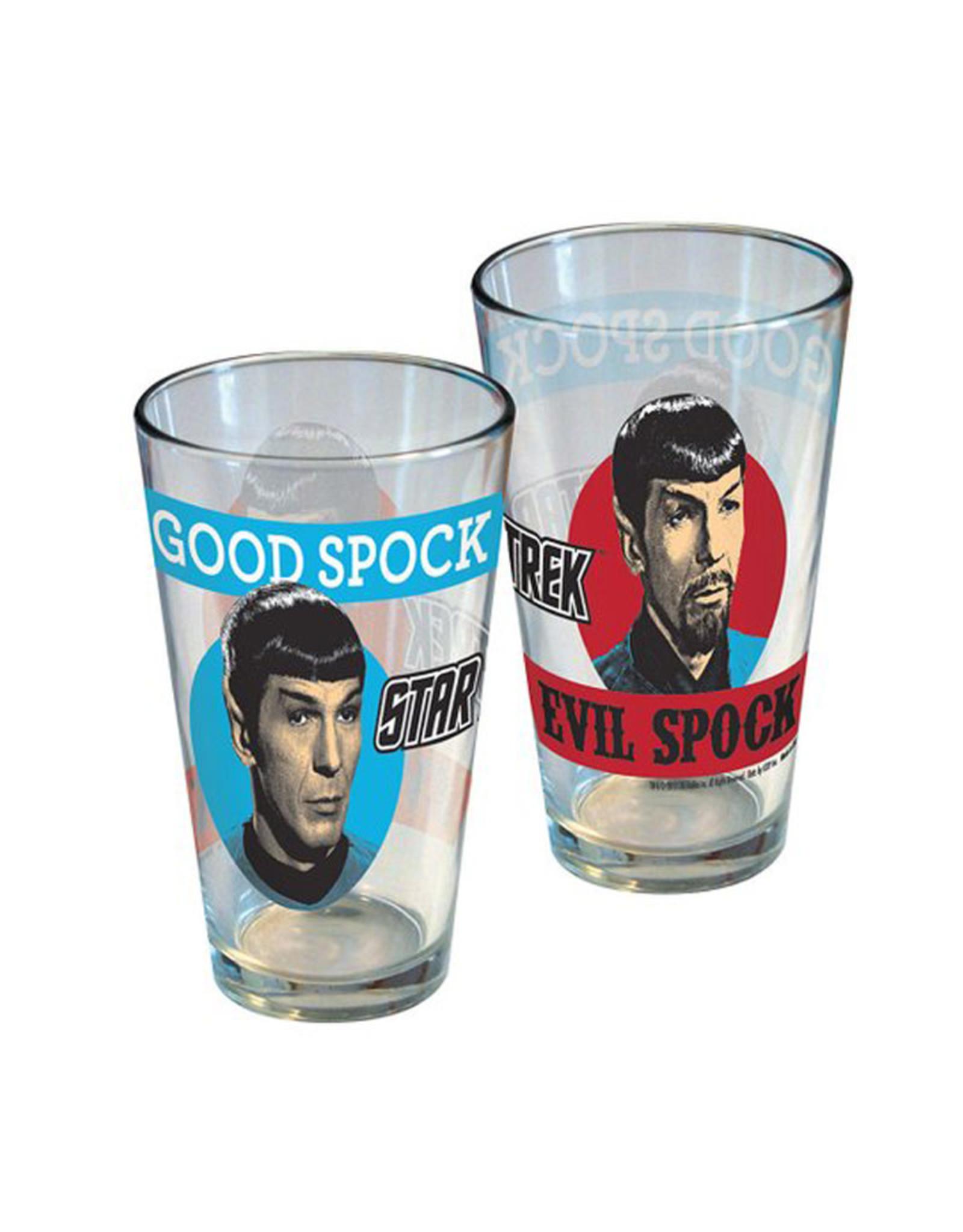 Star Trek ( Glass ) Spock
