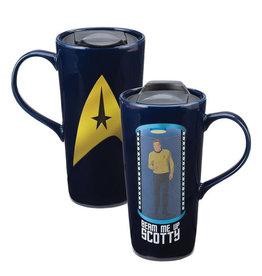 Star Trek ( Tasse réactive )