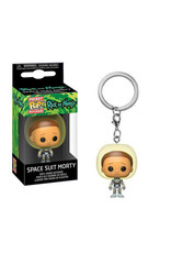 Rick and Morty Rick & Morty ( Funko Pop Keychain ) Space Suit Morty