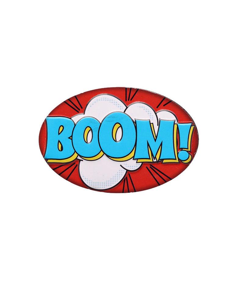 Boom!  ( Magnet )
