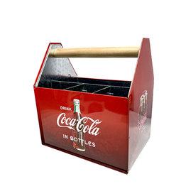 Coca-Cola Coca-Cola ( Boîte métale ustensiles/serviettes )