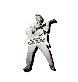 Elvis Elvis Presley ( Aimant ) En Personne