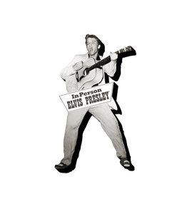 Elvis Elvis Presley ( Magnet ) In Person