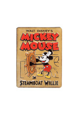 Disney Disney ( Aimant ) Mickey Mouse Steamboat Willie
