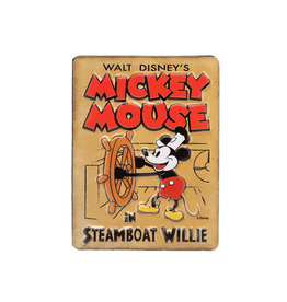 Disney Disney ( Magnet ) Mickey Mouse Steamboat Willie