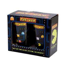 Pac-Man Pac-Man ( Glass Set )