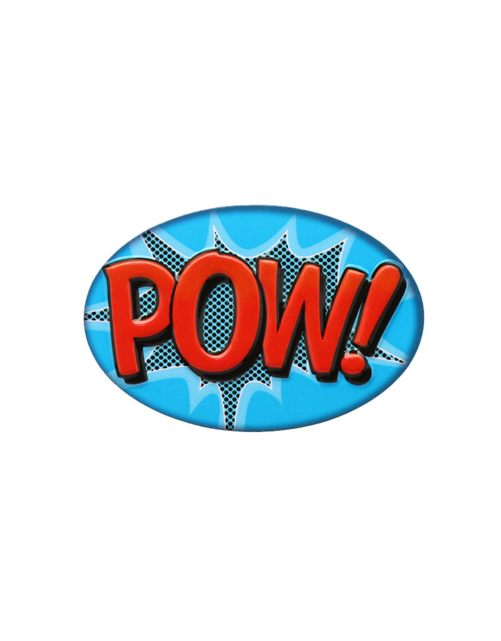 Pow ! ( Magnet )