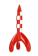 Tintin Tintin ( Resin Rocket ) 30 cm