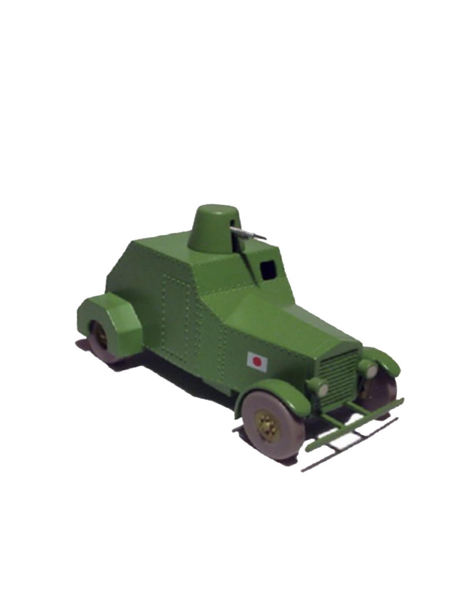 Tintin Tintin (  Classic Car ) The Assault Vehicle