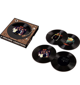 AC / DC ( 4 Coasters ) Record