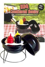 BBQ Condiment Holder